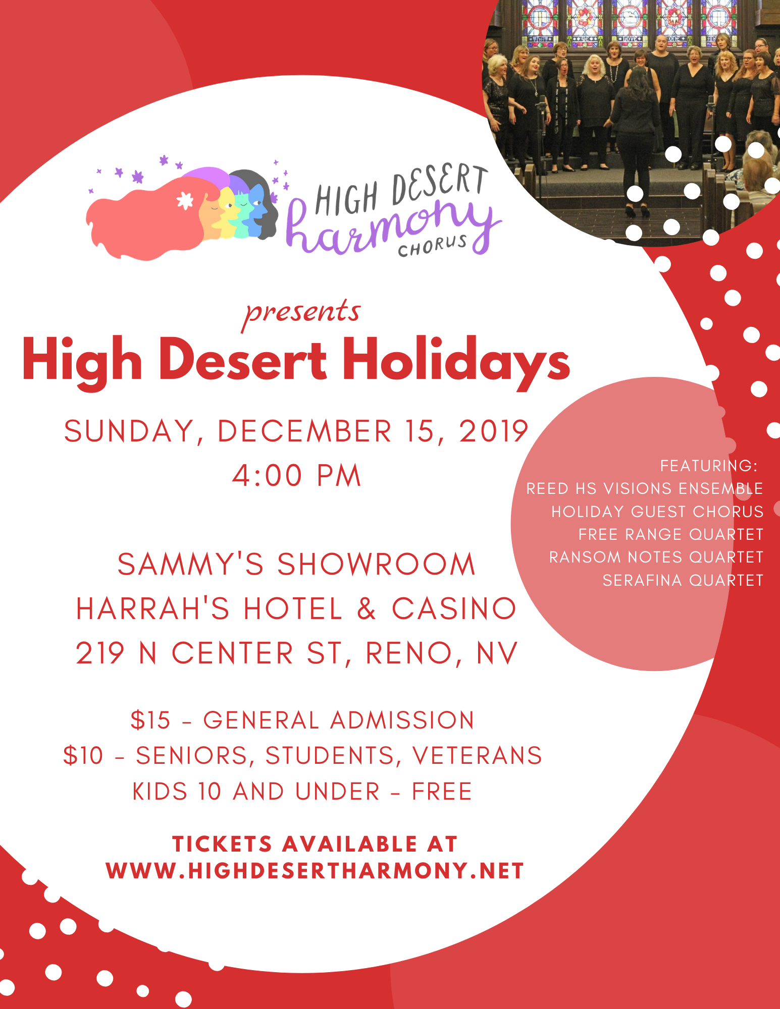 High Desert Holidays